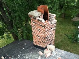 What signs to look for if your chimney is damaged