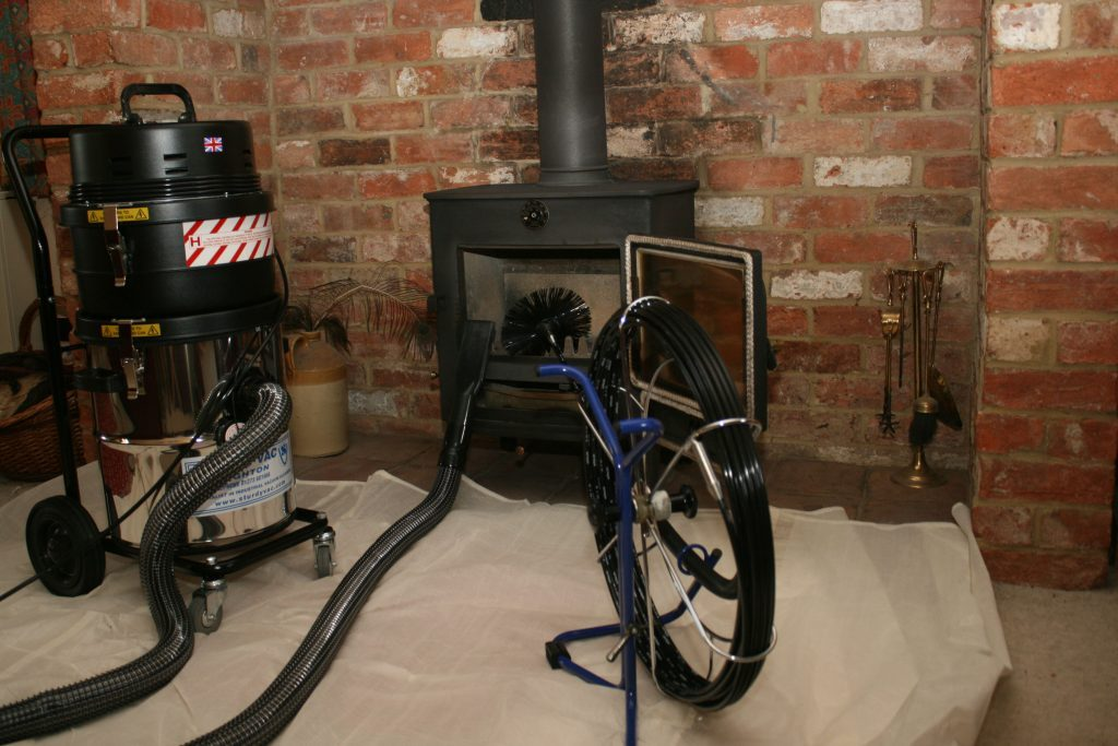 Chimney CCTV inspection | chimney CCTV Survey