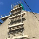 Chimney stack repair and chimney flue relining Dublin city